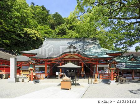 和歌山県・熊野那智大社 23036133