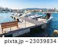 ポート 港 ボートの写真 23039834