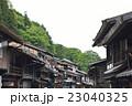 奈良井宿 中山道 宿場町の写真 23040325