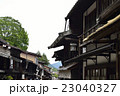 奈良井宿 中山道 宿場町の写真 23040327