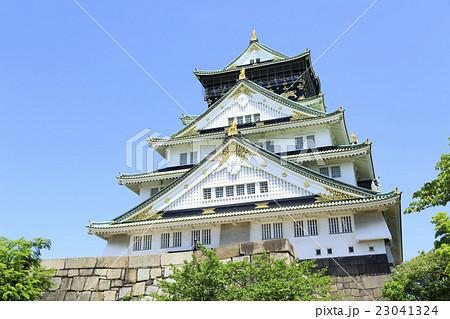 大阪城 23041324