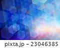 テクノロジーブルーイメージ背景 23046385