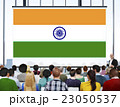 India Flag Patriotism Indian Pride Unity Concept 23050537