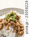 納豆とご飯 23058229