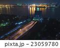 高速道路 トンネル 海底トンネルの写真 23059780