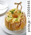 レモンのシフォンケーキ 23068446