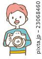 写真家【線画・シリーズ】 23068460