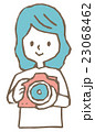 趣味【線画・シリーズ】 23068462
