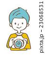写真家【線画・シリーズ】 23068531