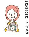 趣味【線画・シリーズ】 23068626