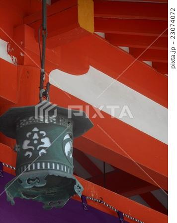 平安神宮 灯篭 23074072