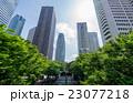 高層ビル ビル ビジネス街の写真 23077218