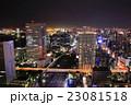 夜景 都市 世界貿易センタービルの写真 23081518