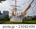帆船「明治丸」(東京海洋大学・越中島キャンパス/東京都江東区越中島) 23082490