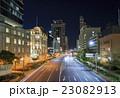 夜景 神戸市 海岸通の写真 23082913