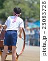小学校の運動会 応援合戦 23083726