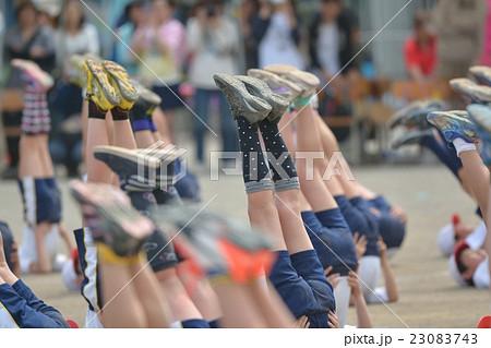 小学校運動会 組体操 23083743