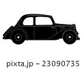 Coupe - vintage model of car 23090735