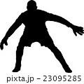 サッカー 23095285