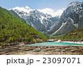 チャイナ 中国 山の写真 23097071