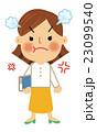 表情 教員 先生のイラスト 23099540