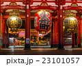 浅草寺 寺 門の写真 23101057