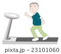 シニアのフィットネストレーニング 23101060