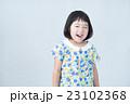 子供 女の子 幼児の写真 23102368