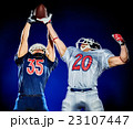 american football players men isolated 23107447