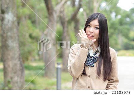 女子高生 23108973