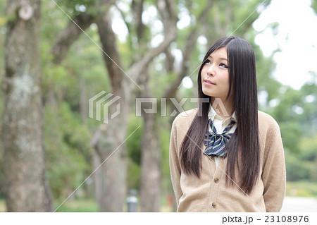 女子高生 23108976