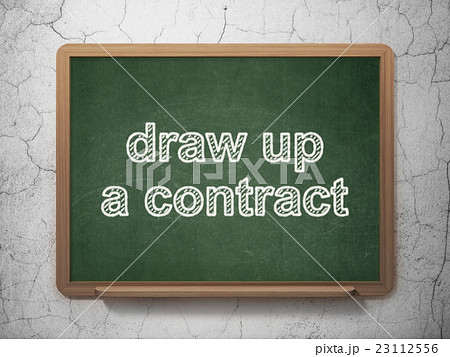 how to draw up a contract with a builder