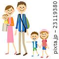 家族旅行 23119380