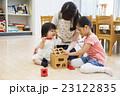 子供 遊ぶ おもちゃの写真 23122835
