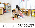子供 遊ぶ おもちゃの写真 23122837