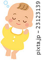 赤ちゃん あかちゃん 赤ん坊のイラスト 23123139