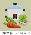 アイコン イコン ベクターのイラスト 23143707