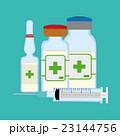 メディカル 医療 注射器のイラスト 23144756