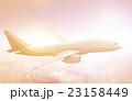 飛行機 飛行 飛ぶの写真 23158449