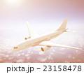 飛行機 飛行 飛ぶの写真 23158478