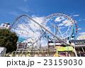 東京ドームシティ テーマパーク 観覧車の写真 23159030