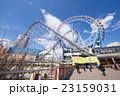 東京ドームシティ テーマパーク 観覧車の写真 23159031