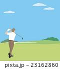 ゴルフ イラスト 23162860