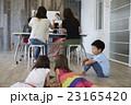 子連れ 勉強 習い事の写真 23165420