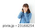 スマートフォン・電話する女性 23168254