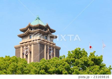 名古屋市役所 本庁舎 -帝冠様式...