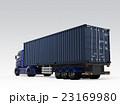 トラック 乗り物 大型トラックのイラスト 23169980