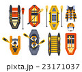 Rafting Boats And Gear Set 23171037