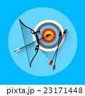 Archery Arrow Target Equipment Sport Icon 23171448