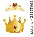 王冠とティアラ 23175099